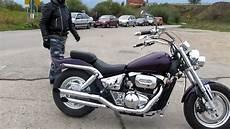 suzuki marauder vz 800 custom empty exhausts