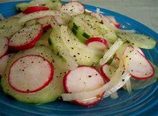cucumber  red onion  and radish salad_image