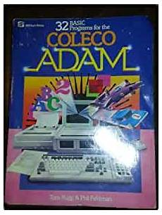 32 basic programs for the coleco adam computer tom rugg