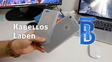 iphone 6 kabellos laden iphone kabellos laden mit simpleload 4k