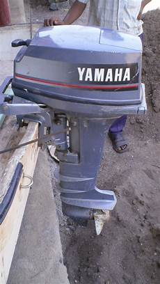 15 Hp Yamaha Second Used Outboard Boat Engine