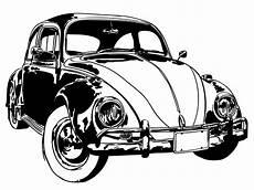 Vw Käfer Silhouette - vw beetle free vectors clipart graphics