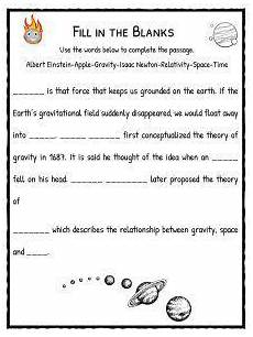 time worksheets 3023 about the suntuesday 1 the object in the center of our solar system is a the earth solar