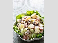 cran raspberry waldorf salad_image