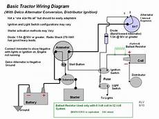 Wiring Diagram For 12 Volt Conversion Of Alternator On Ferguson To 30 by Oliver 60 Need Wiring Help Oliver Cletrac Coop And