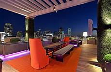 Decorations For Rooftop by Decorating A Rooftop Space In Five Easy Steps
