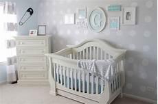 Kinderzimmer Blau Grau - readers favorite blue and gray boy s nursery project