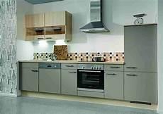 Küche 3 Meter - nobilia musterk 252 che junge moderne k 252 chenzeile 3 20 m