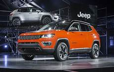 Jeep Compass 2017 Premiere In Los Angeles