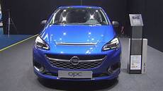 Opel Corsa Opc 1 6 Turbo 207 Hp 6mt 2018 Exterior And