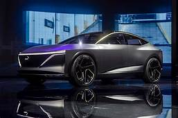 Nissan IMs Concept Lands In Detroit With Exciting New
