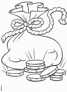 Malvorlagen Gold Gold Coins Coloring Pages At Getcolorings Free