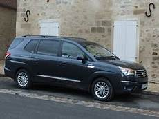 Ssangyong Rodius Occasion Annonce Ssangyong Rodius La
