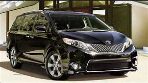 2020 Toyota Sienna Redesign Changes And Release Date