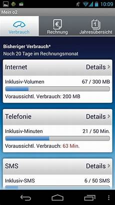 mein o2 android app chip
