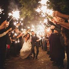 Sparklers At Weddings Ideas
