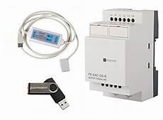 plc kit 4 2 i o programmable controller 120 220vac usb interface software exles plc kit training 4 2 i o programmable controller 120 220vac rs 232 interface software