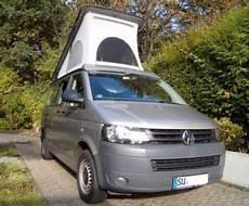 vw wohnmobil gebraucht volkswagen t5 cer mit aufstelldach in nordrhein