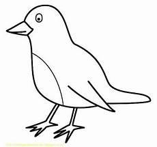 Link Himpunan Contoh Gambar Mewarna Burung