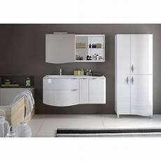 meuble colonne salle de bain leroy merlin meuble de salle de bains plus de 120 blanc elegance