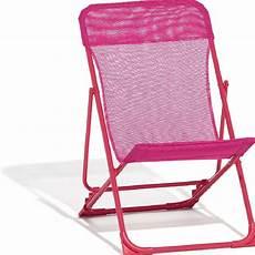 chaise longue pliante gifi chaise longue gifi table de lit