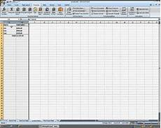 how to create a gand total worksheet in microsoft excel 2007 youtube
