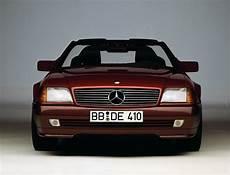 Mercedes Sl R129 - the mercedes sl roadster r129 turns 25 photo