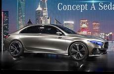 mercedes 2020 a class new concept mercedes a class sedan previewed by concept in shanghai