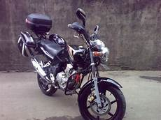 Scorpio Modif Touring by Scorpio Z Modifikasi Touring