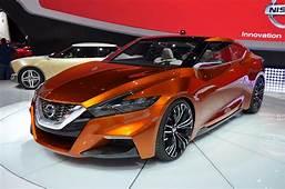 Nissan Sport Sedan Concept Officially Unveiled  Carscoza