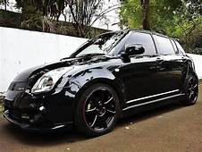 Nice Black Swift With Red Line Detailing  Suzuki
