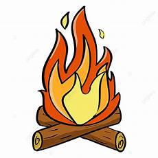 Wow 30 Gambar Api Unggun Kartun Hitam Putih Gambar Kartun Mu