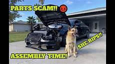 rebuilding worlds cheapest wrecked audi s4 from copart auto auctions part 5 youtube