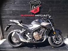 Occasion Guichard Moto Honda Cb500 Abs Permis A2