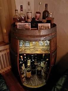 Meine Whisky Fass Bar Altes Rotwein Fass Whisky Fass