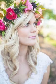 Feel Floral Wedding Ideas Wedding Hairstyles