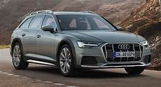 2020 audi a6 allroad unveiled with increased versatility