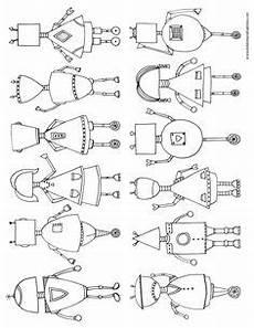 Malvorlagen Roboter Pdf Die 33 Besten Bilder Roboter Roboter Kunst F 252 R