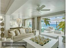 Avant garde Luxury Beach Front Villa On Barbados ? Awesome
