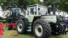 Mb Trac 1500 Traktoren Tractor And