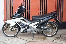 Variasi Motor Mx 135 by Dhanarspotlineup Modifikasi Yamaha New Jupiter Mx