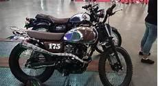 Paket Modifikasi Kawasaki W175 by Kustomfest 2018 Kawasaki Tawarkan Paket Modifikasi W175