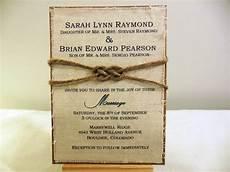 diy wedding invitation kits rustic diy rustic wedding invitation kit burlap fabric rustic