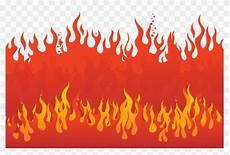 Vektor Tegak Api Unggun Vektor Hitam Putih