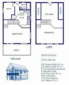 24x24 house plans with loft 24x24 cabin plans with loft google search