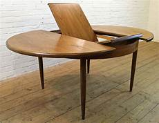 vintage g plan fresco teak extending to oval dining