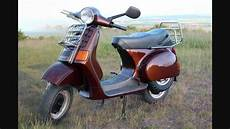 Vespa Cosa 200 Completed