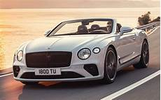 2019 bentley continental gt convertible wallpapers and