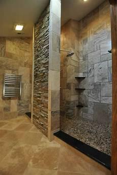 carrelage salle de bain travertin d 233 co de salle de bain avec carrelage travertin