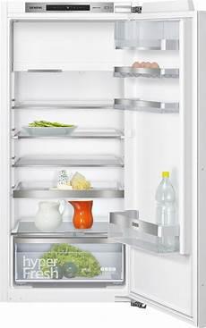 kühlschrank mit gefrierfach siemens siemens ki42lad40 iq500 a integrierbarer einbau
